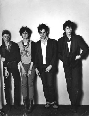 Bush Tetras - Boom In The Night (Original Studio Recordings 1980-1983)